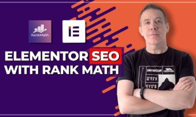 Easy Elementor SEO with Rank Math Plugin