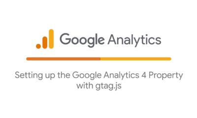 Setting up the Google Analytics 4 Property with gtag.js