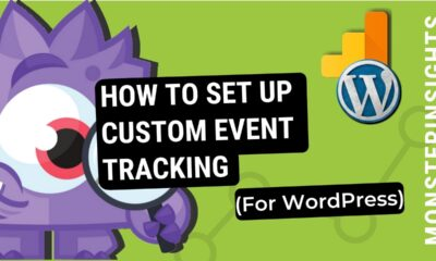 How to Setup Custom Event Tracking in Google Analytics (for WordPress)