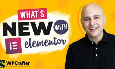 What's New With Elementor WordPress Page Builder & What's Coming Soon