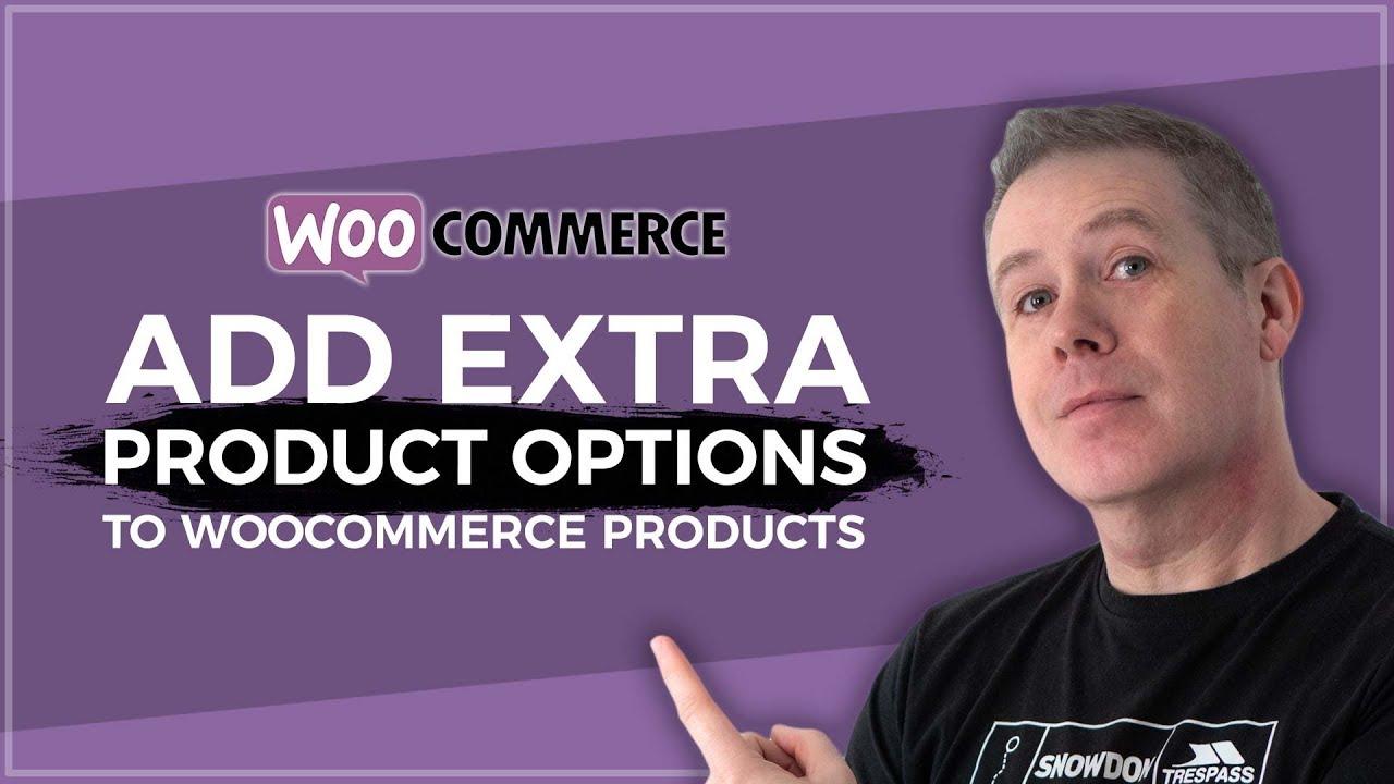Woocommerce Product Options Plugin | Custom Options for FREE 🤘