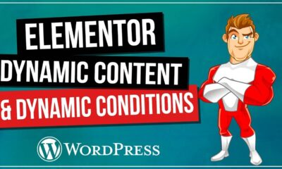 Elementor Dynamic Content with Dynamic Conditions