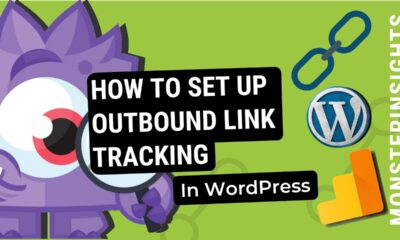 How to Setup Outbound link tracking in WordPress with Google Analytics