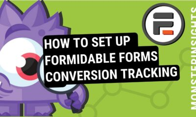 How to Set Up Formidable Forms Conversion Tracking with Google Analytics