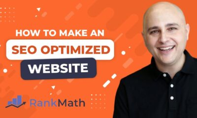 How To SEO Optimize Your WordPress Website In 30 Minutes With This RankMath Tutorial