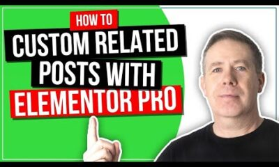 Elementor Related Posts | Keep Your Viewers On Your Site Longer