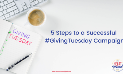 5 Steps to a Successful #GivingTuesday Campaign