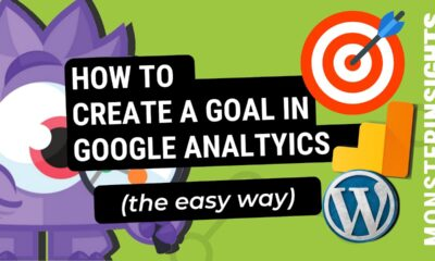 How To Create A Goal In Google Analytics To Track Conversions