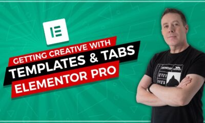 Elementor Tabs Widget with Templates Shortodes (Pro)