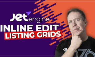 Easy Listing Grid Editing with JetEngine 2.4.7 - NEW FEATURE