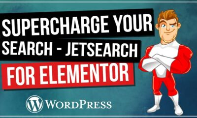 Supercharge Your Search with JetSearch for Elementor | WordPress