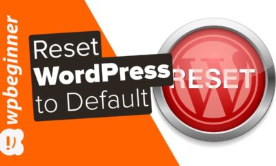 How to Reset Your WordPress Database to Default Settings