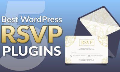 5 Best RSVP Plugins for WordPress Websites