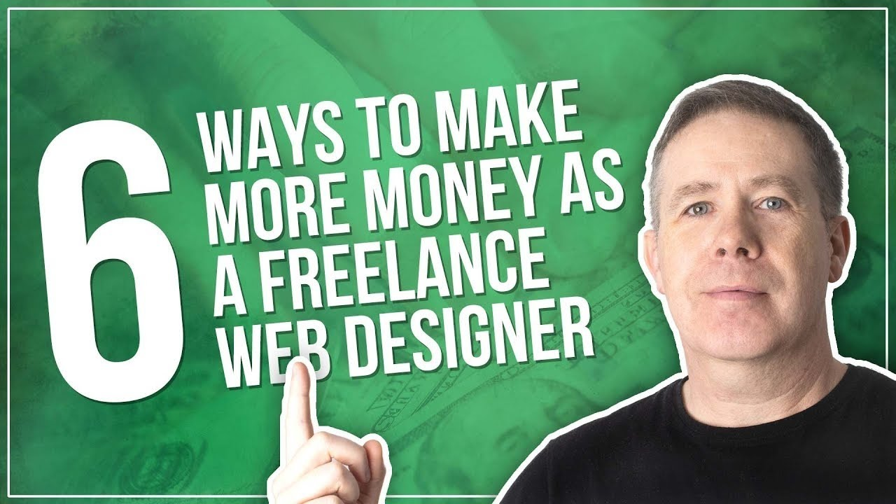 How To Make Money As A Freelance Web Developer