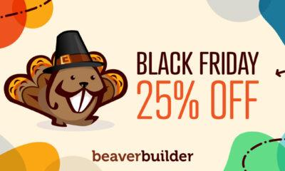 Beaver Builder Black Friday – Cyber Monday Sale! (2020)