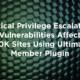 Critical Privilege Escalation Vulnerabilities Affect 100K Sites Using Ultimate Member Plugin