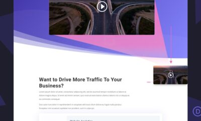 How to Create a Sticky Promo Video with a Show/Hide Toggle in Divi