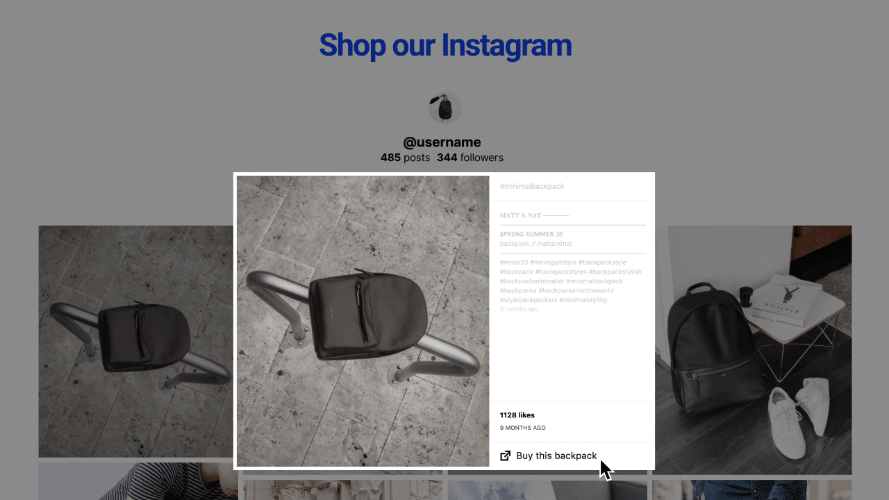 How to Improve WooCommerce Sales Using Your Instagram Feed