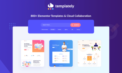 Templately: 800+ Elementor Templates & Cloud Collaboration for WordPress [LIFETIME Offer]