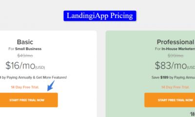 Lander Pricing Plans and LanderApp Cost Total