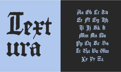 Modern Blackletter-inspired Fonts and Their Use in Web Design