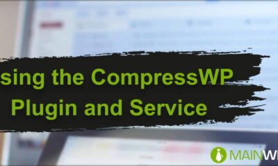 Using the CompressWP Plugin and Service on your child sites