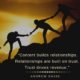 What do you do to build trust with your customers and clients?...
