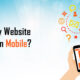 Why Mobile Website Lagging