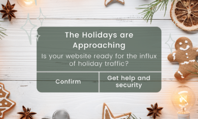 Worried about your website's capacity to handle all that extra holiday traffic? Don't be! WordPress Guy has got your back. Schedule your free consulta...