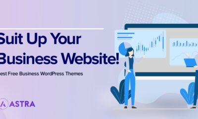 30 Best WordPress Themes for Business in 2020