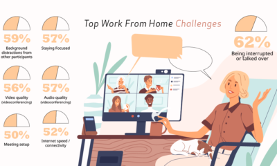 Sorry, You're on Mute: The Top Challenges of Working From Home
