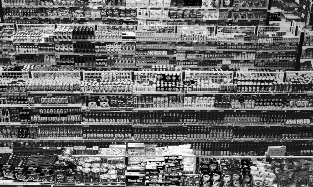 inventory of products
