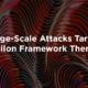 Large-Scale Attacks Target Epsilon Framework Themes