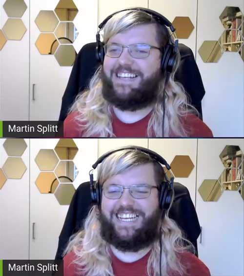martin splitt from google