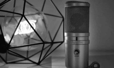 mic and light