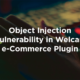Object Injection Vulnerability in Welcart e-Commerce Plugin