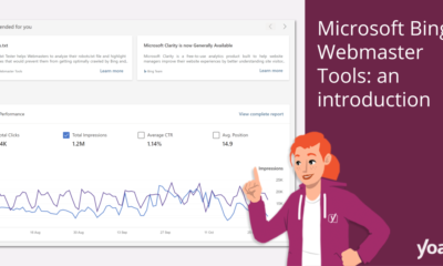 An introduction to Microsoft Bing Webmaster Tools