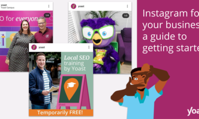Instagram for your business: a guide to getting started
