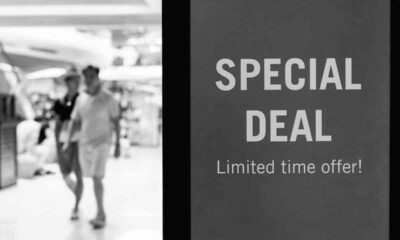 special deal limited time offer