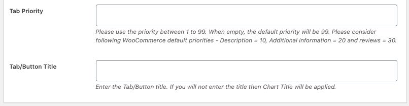 tab priority and tab button title