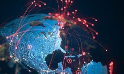 ddos across the globe