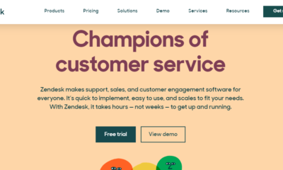 Top 4 Zendesk Alternatives That Can Serve as All-In-One Solutions for Invoicing, Accounting, Payroll, HR, and CRM