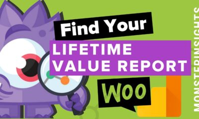 How to Find Your Google Analytics Lifetime Value Report for WooCommerce
