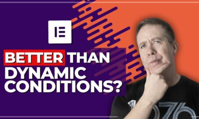 Elementor Dynamic Content with Dynamic Visibility | FREE PLUGIN