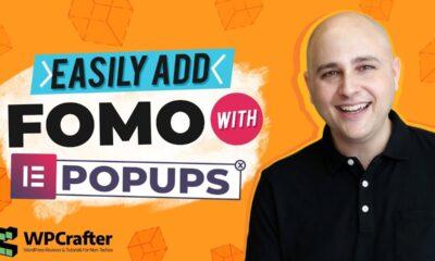How To Make FOMO Popups For WordPress Using Elementor Pro