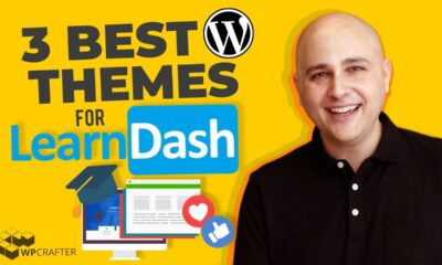 Best LearnDash Themes For Creating Online Courses With WordPress