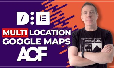 Multi-Location Dynamic Google Maps - Dynamic Content for Elementor