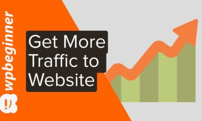 5 Simple Ways to Get More Traffic to Your Website (2020)