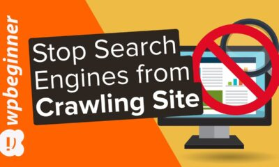 How to Stop Search Engines from Crawling a WordPress Site