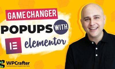Elementor Popups Tutorial - Popups for Login Forms, Opt-in Forms, Coupons, Hello Bar, Timed Sales ++